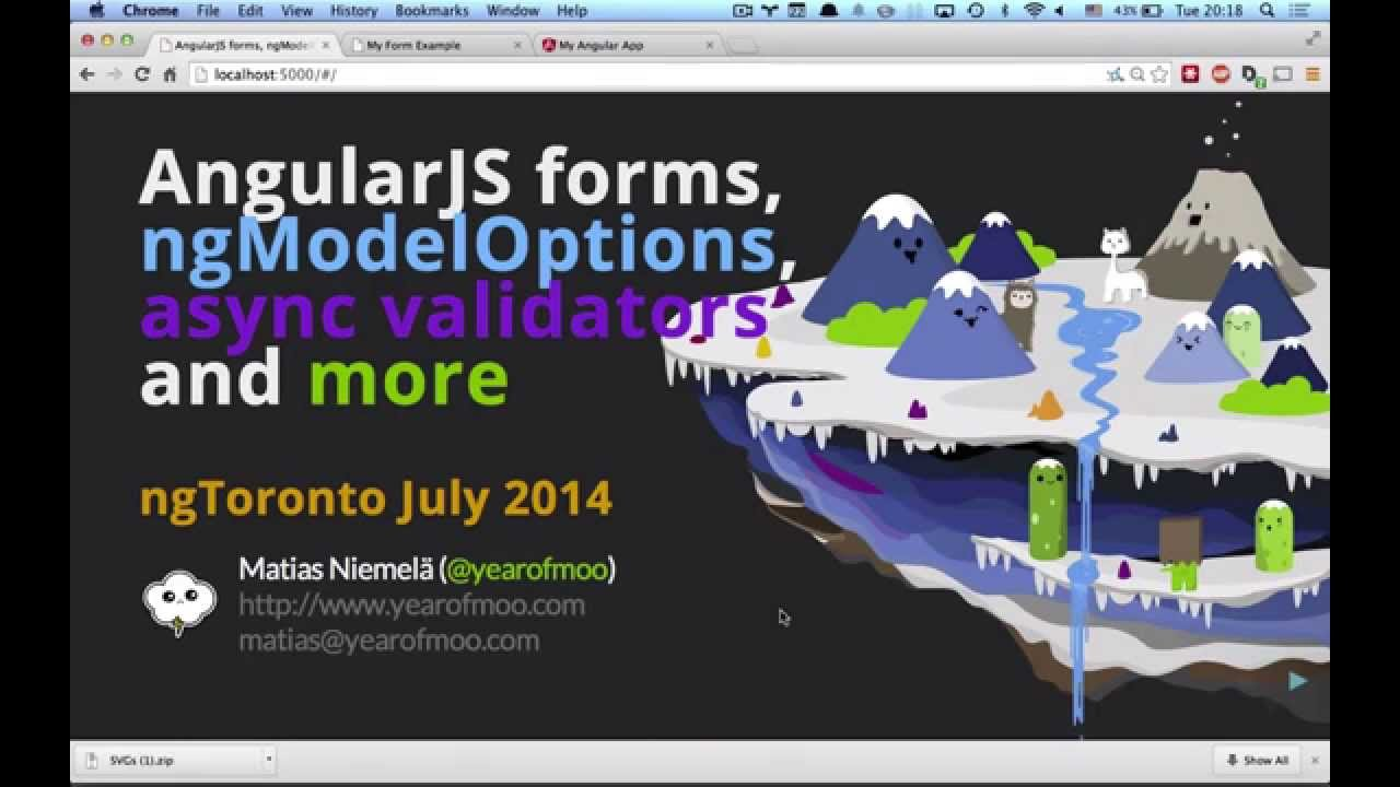 Taming Forms in AngularJS 1 3 - yearofmoo com