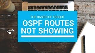 Hindi : OSPF Tshoot   OSPF Routes not showing   Gurpeet Singh