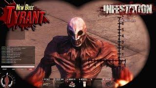 Infestation: Thailand ~ New Super Zombie 'TYRANT' - Caliwood
