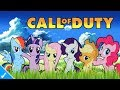 MY LITTLE PONY PLAYS COD GHOSTS mp3