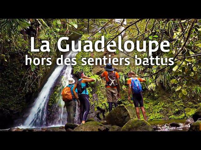 Trésors cachés de Guadeloupe