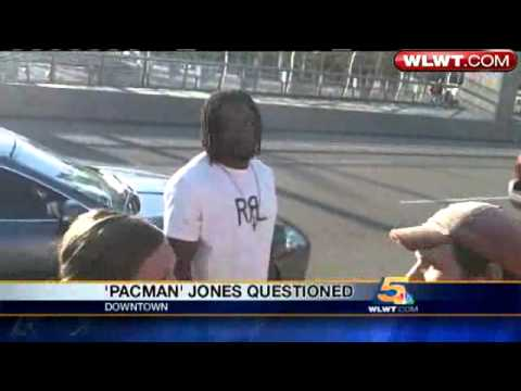 Police Chief Apologizes To 'Pacman' Jones