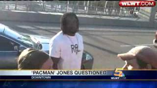 Police Chief Apologizes To 'Pacman' Jones
