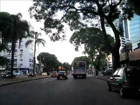 MONTEVIDEO, RECORRIDO POR AV. LUIS DE HERRERA, MONTEVIDEO SHOPPING HASTA HOTEL PALLADIUM