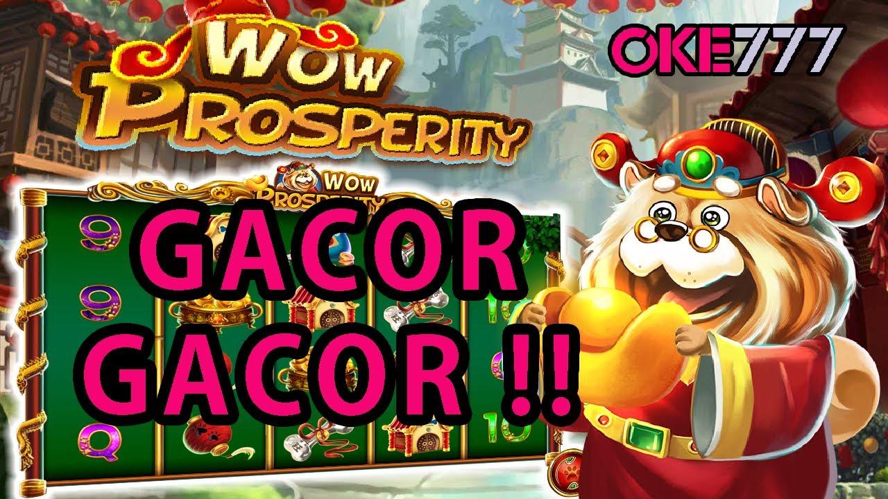 Mesin Slot Online Gacor 2021 1 Bigwin Jackpot Youtube
