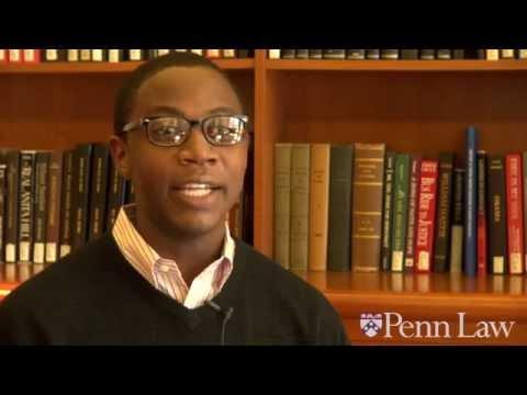 Joseph Mensah L'15 discusses why he choose Penn Law