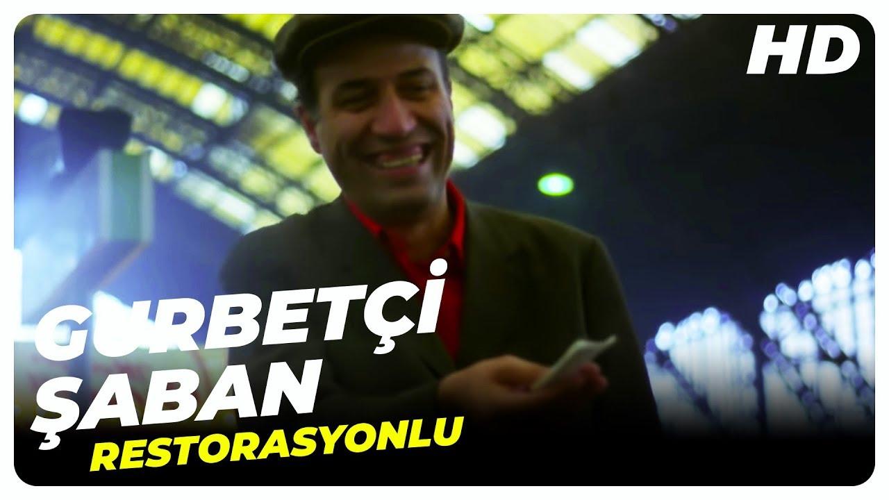 Gurbetçi Şaban - Eski Türk Filmi Tek Parça (Restorasyonlu)