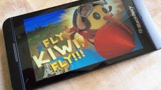 Fly Kiwi Fly for BlackBerry 10