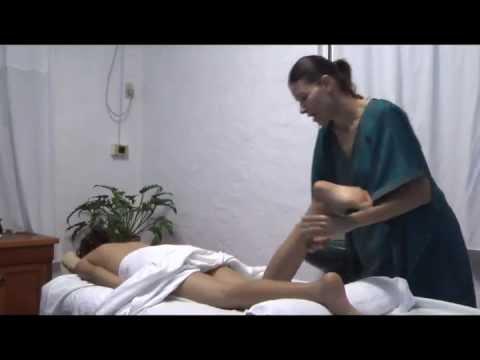 Técnicas de Masoterapia parte 2 - Lic. Teresita Beltrán