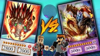 YU-GI-OH Roleplay Duel - Xylo vs Tyger (Epic Outtake)