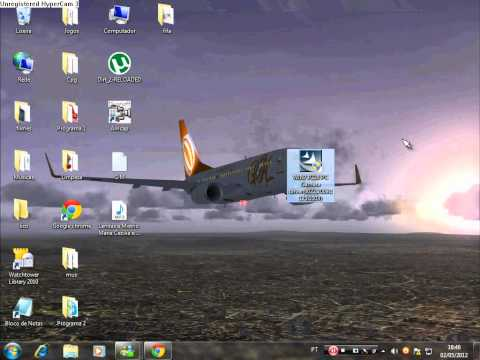 Como instalar web cam c3 Tech windows 7