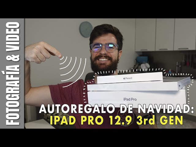 📱 iPad Pro 2019 Unboxing (iPad PRO 12.9 3rd GEN)