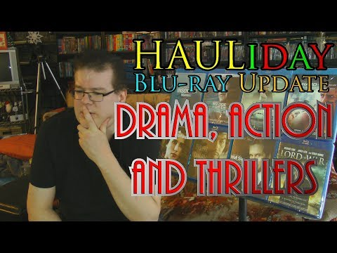HAULiday Blu-ray Update!  Drama, Action and Thrillers!