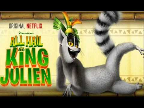 Who Da King? All Hail King Julien theme
