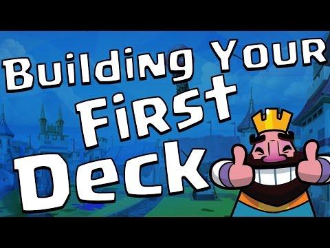 Clash Royale: Building Your First Deck - Clash Royale 101