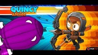 BTD6 - Can Quincy SERIOUSLY destroy BAD?