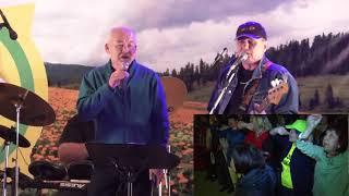 Глава Аскизского района спел на открытии сезона ретро-концертов