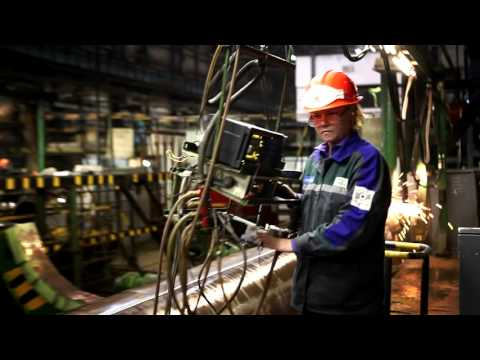 Выксунский металургический завод. ОМК (Корпоративный)