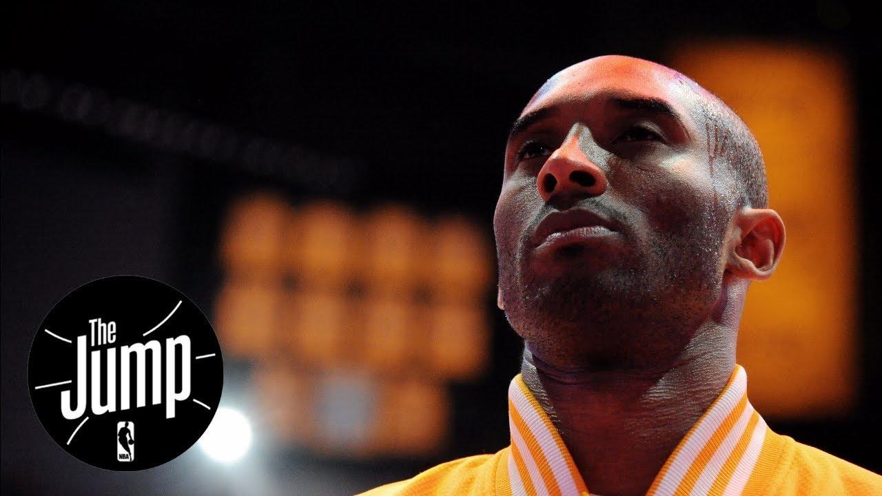 Kobe Bryant says he'd kneel during national anthem | The Jump | ESPN