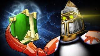 Крабосные разборки в Warcraft 3
