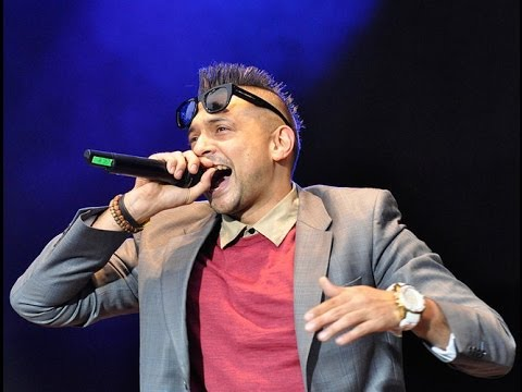 Sean Paul - Touch the sky , live