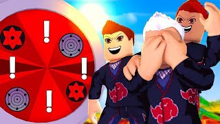 ROBLOX: Shinobi Leben - RINNEGAN OU NADA ! Ine