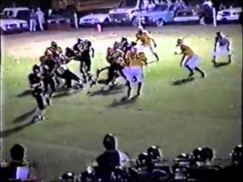 Palco High School Football Highlights 1997 - 1998
