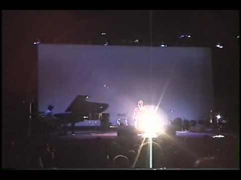 朝崎郁恵 ikue Asazaki 「よいすら節」''yoisura'' Live 1996