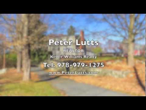 20 Penn Brook Ave, Georgetown MA - for sale by Agent Peter Lutts, Tel 978-979-1275