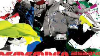 Big Bang: Everybody Scream (모두 다 소리쳐) from 2nd album 'REMEMBER'