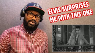 ELVIS PRESLEY - CRAWFISH | REACTION