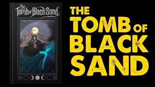 The Tomb of Black Sand: OSR DnD Dungeon Review