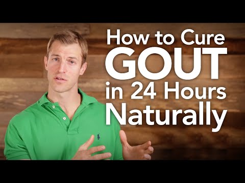 How to Overcome Gout Naturally
