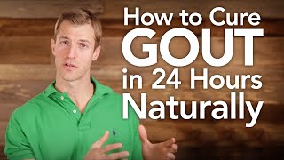 How to Cure Gout in 24 hours Naturally