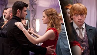 Harry Potter scenes that should NOT have been cut - Deleted Scenes