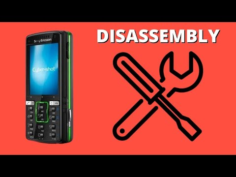 sony-ericsson-k850i-disassembly/repair.