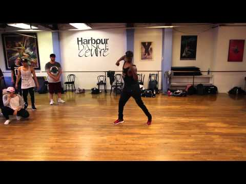 Don't Play By Trey Songz | Terrence Spencer Choreography