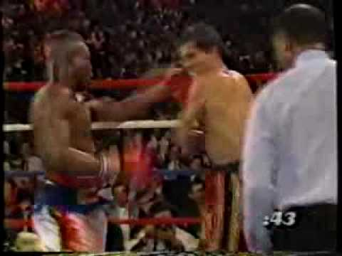 Chavez vs Taylor - Round 12