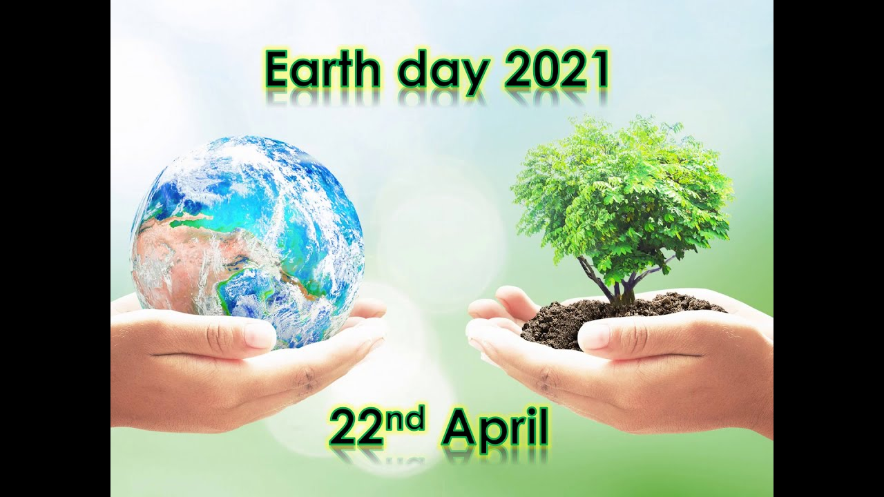 Earth day 2021  theme of world earth day 2021  earth day theme - YouTube