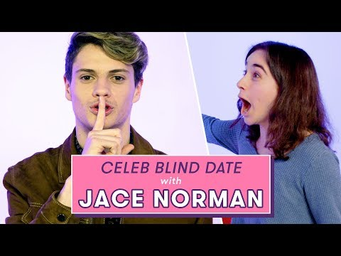 Jace Norman's Blind Date With a Superfan| Celeb Blind Date
