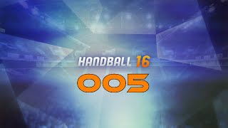 Let´s Test Handball 16 #005 Berlin vs Stuttgart ★ Lets Play Handball 16 [Deutsch/German]