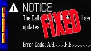 call of duty black ops 3 abc error code fix bo3 can t connect fix ps3 ps4 xbox xbox1 w dmc