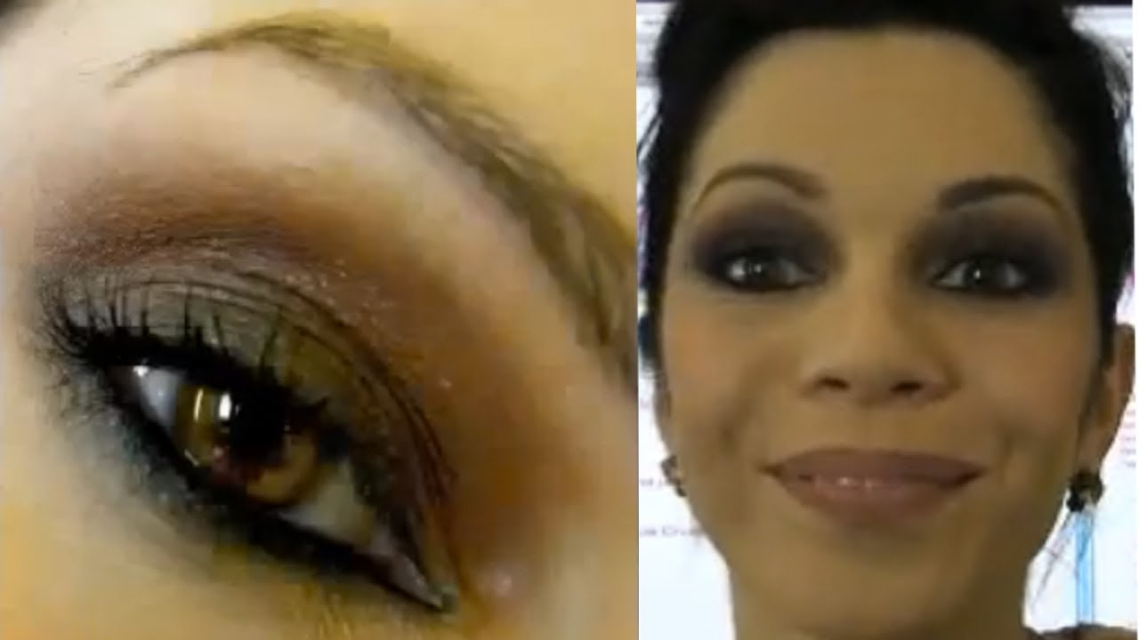 Maquillage Reserve Naturelle Tutoriel Des Yeux Youtube