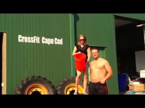 CrossFit Cape Cod ALS Ice Bucket Call Out