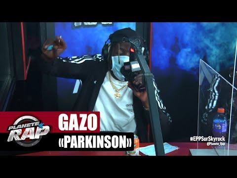 Youtube: Gazo«Parkinson» #PlanèteRap