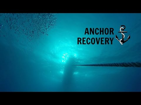 Anchor Search And Recovery Dive