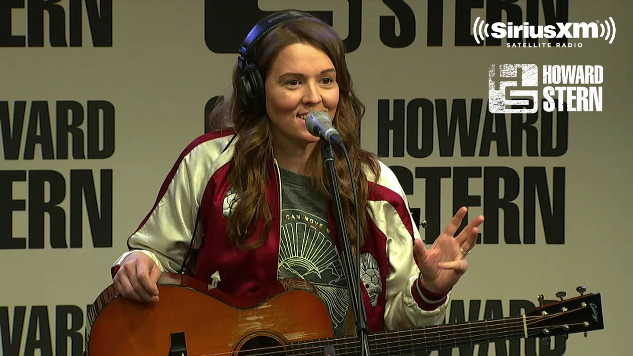 VIDEO: Brandi Carlile Makes Her Stern Show Debut and Performs a