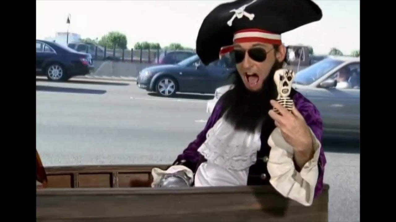 Patchy the Pirate- You Whaaaaaaat?!?!? - YouTube
