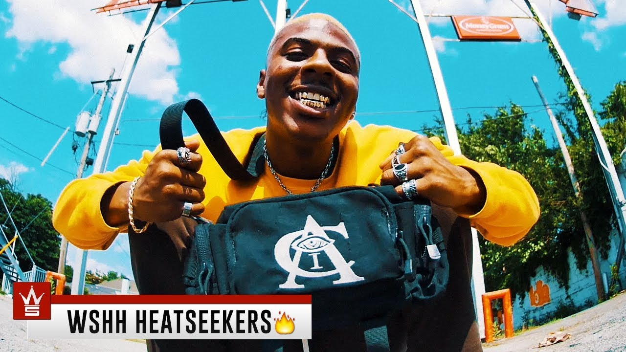 BrYlan KERR - What I Want (Death of Mumble Rap) [WSHH Heatseekers Submitted]