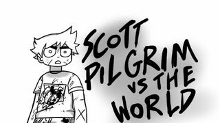 Scott Pilgrim-Fan art